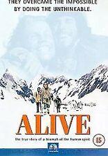 Alive [DVD] [1993], Good DVD, Ethan Hawke, Vincent Spano air crash cannibalism