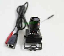 Mini wifi wireless IP camera 2.8-12mm ZOOM lens ONVIF network 1.0MP Night Vision