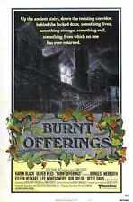Burnt Offerings Poster 01 A4 10x8 Photo Print