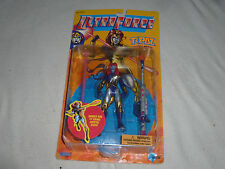 NEW ON CARD ULTRAFORCE TOPAZ ULTRA HERO FIGURE GALOOB MALIBU COMICS NOC 1995 TOY