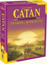 Catan - Traders & Barbarians 5&6 Player Extension - Strategy Boardgame