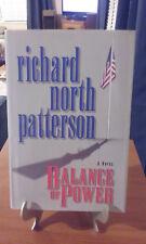 Balance of Power by Richard North Patterson. Hardback Large Print Book.