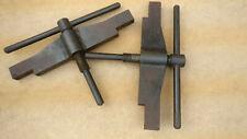 2 Stück Spindelaufsätze / Handspindelpressen