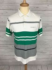 Mens Henri Lloyd Polo Shirt - Size Small - Striped - Great Condition