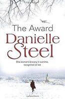 The Award, Steel, Danielle, Very Good Book