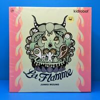 "LA FLAMME 8"" DUNNY BY JUNKO MIZUNO KIDROBOT DCON 2019 EXCLUSIVE ICE EDITION"
