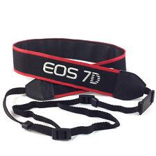 Genuine Canon EW-EOS7D Wide Shoulder & Neck Strap for 7D Camera #Q86