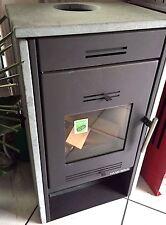 stove wood , Sohn PICO 5kw pietra serpentino
