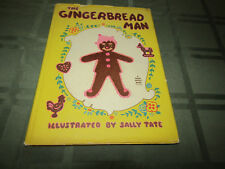 The Gingerbread Man Illustrated by Sally Tate 1944