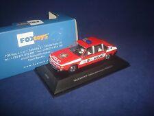 RARE! Tatra 613 Fire FOXtoys FOX020 1:43
