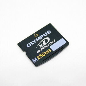 Olympus 256MB xD-Picture Card Type M For Olympus&FujiFilm Old Cameras