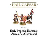Roman Auxiliaries Command - Warlord Games - Hail Caesar - Early Imperial Romans