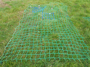 10x 6ft STRONG cargo rope scramble net 4tree house play set cabin climbing frame