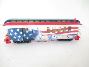 BACHMANN On30 - HAWTHORNE VILLAGE SPIRIT OF AMERICA - LIBERTY COMBINE CAR- LN -