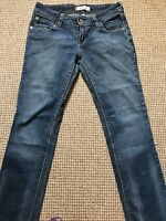 Vintage LEVI'S 571 Slim Fit Blue Women's Jeans 29/32