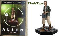 Eaglemoss 1/16 Alien & Predator Nostromo navigator Joan Lambert Issue 23