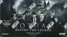Cryptozoic Gotham Season 1 Factory Sealed Hobby Box 24 Packs