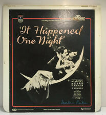 It Happened One Night. Ced VideoDisc Rca