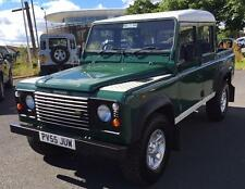2006/55 Land Rover Defender 110 Pick Up Double Cab