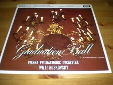 STRAUSS - GRADUATION BALL  = DECCA SXL 2250 WBG ORIGINAL RECORDING