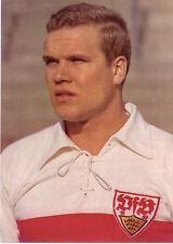CALCIO Aral Bergmann immagine WM Inghilterra 1966 † Klaus-Dieter Sieloff VfB Stoccarda