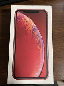 Apple iPhone XR (PRODUCT)RED - 64GB - (Unlocked) A1984 (CDMA + GSM) (CA)