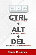 CTRL + ALT + DEL by James, Denea  New 9780359214402 Fast Free Shipping,,