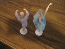 Vintage Beautiful Set Ballerinas! 1984 Roman Inc.