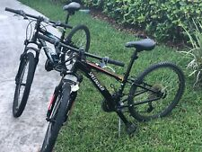 2 Specialized (24in wheel) Kids Mountain Bike great shape!
