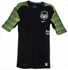 NEW Nike Pro Core Compression Vaporizer 1/2-Sleeve Mens Football Shirt Sz MEDIUM