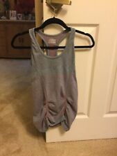 Athleta womens shirt size S small MINT cond top athletic yoga tank