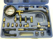 Benzin Druckprüfer Drucktester Druckmesser Einspritzanlage Werkzeug Kompression