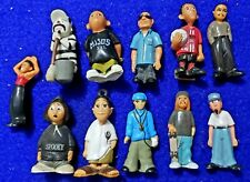 Assorted Homies Figurines Lot of 11