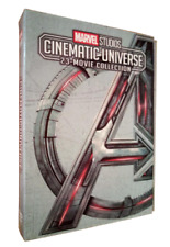 MARVEL STUDIOS CINEMATIC UNIVERSE 23-MOVIE COLLECTION 12-Disc DVD Free Shipping!