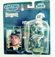 Vintage Starting Lineup Dodgers Kevin Brown Action Figure Extended Series 1999