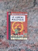 Tintin - Lanceval Exem - Le Jumeau Maléfique -  1984 -  Cart. - 723/1000 - Neuf