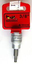 TENG herramientas m381225-c TX Vaso TX Cabezales 1cm Dr. tpx25 102090404