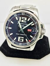 CHOPARD MILLE MIGLIA GRAN TURISMO XL DIAMOND MENS WATCH NEW! $17,100 RETAIL!!!