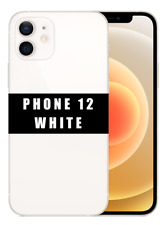 "[Factice] Apple iPhone 12 - 6,1"" - Blanc - Réplique Téléphone Smartphone Factice"