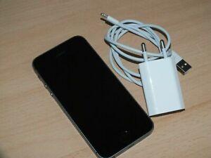 Apple iPhone SE 16Go SmartPhone Mobile Argent - Etat comme neuf - Batt. à 100%