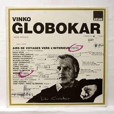VINKO GLOBOKAR voie-pot, airs de voyages PORTAL - KKP ELECTRONIC NWW LP EX++