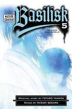 Basilisk: The Kouga Ninja Scrolls, Volume 5-ExLibrary