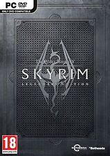 The Elder Scrolls V: Skyrim Legendary Edición (Juego PC) NUEVO PRECINTADO (PC)