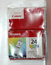Genuine Canon BCI-24 Color Ink Cartridge 6882A026 AF