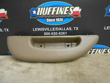 OEM LH Door Panel Armrest Tan 96-02 Chevrolet Express GMC Savana 12376621