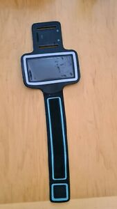 Sports Armband With Phone And Key Holder