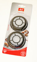 Melitta Pernament Coffee Senseo Pad Filter, PACK OF 2, MEL6540203