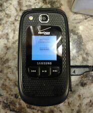 Samsung Convoy 2 SCH-U660 - Black / Gray (Verizon) Cellular Phone