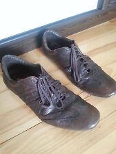 Chaussures de ville, Okanagan, marron, taille 43