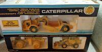 Joal Caterpillar Public Works Set 351- 825B, 631D, 920 1:50 1:70